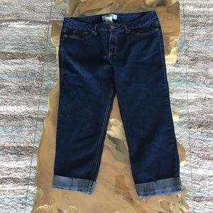 17/21 Exclusive Denim Size 14 Capris